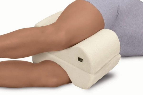 Ортопедическая подушка для ног при варикозе