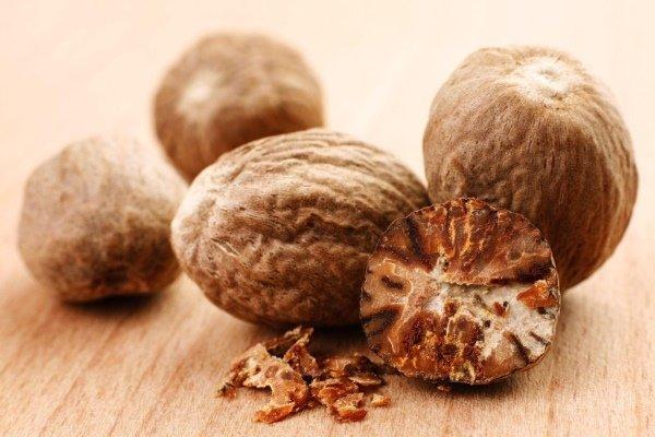 Мускатный орех от варикоза