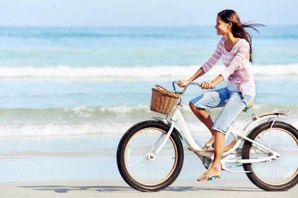 Велосипед при варикозе