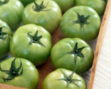 Зеленые помидоры при варикозе