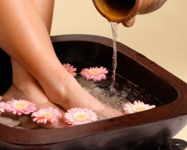 Ванночка для ног при варикозе