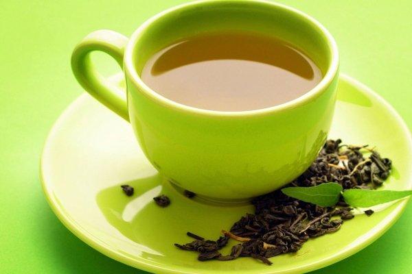 Зелены чай при варикозе