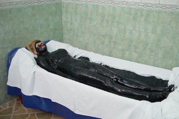 Грязевая ванна