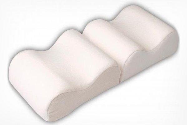 Подушка в форме небольших блоков