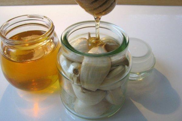 Настой из меда и чеснока