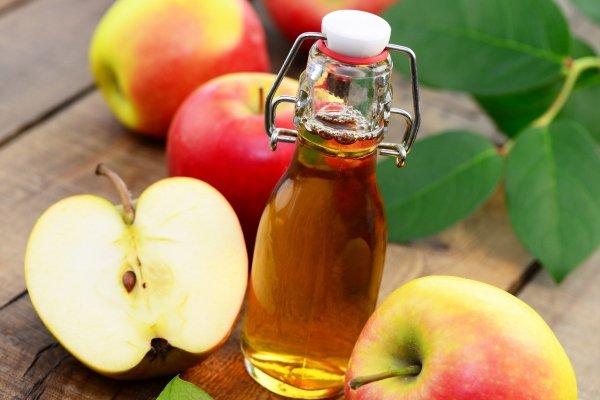 Яблочный уксус для наружного применения