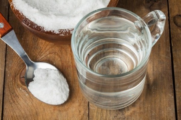 Использование соли