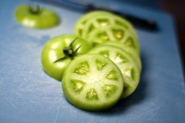 Применение зеленых помидор