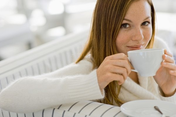 Чай с мускатным орехом