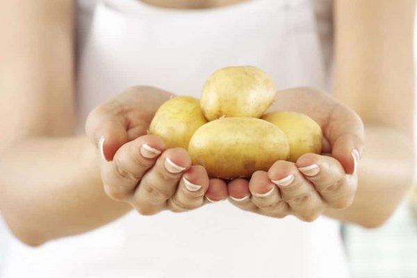 Картофель для обертывания