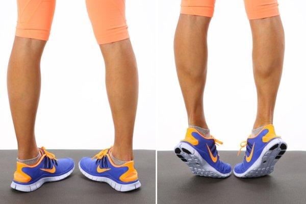 Специфические упражнения при варикозе