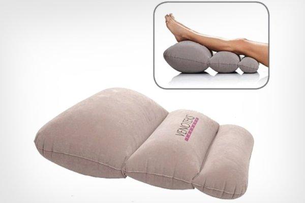 Подушка из 3 валиков