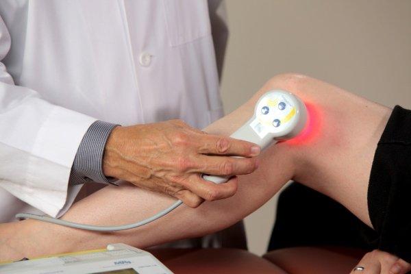 Физиотерапия с применением лазерного оборудования