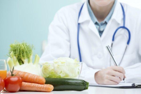 Питание при варикозе пищевода
