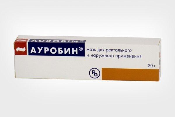 Ауробин при геморрое