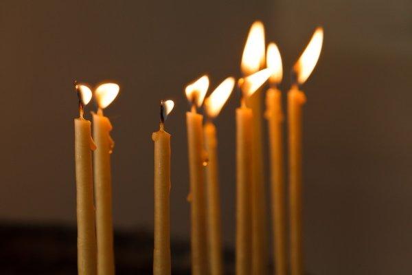 Свечи для заговора