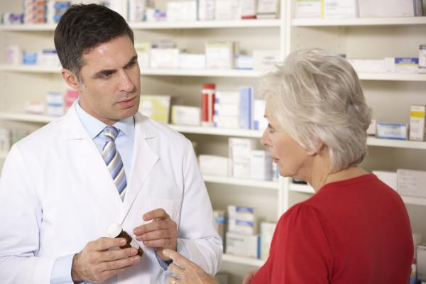 Фармацевт подсказывает лекарство
